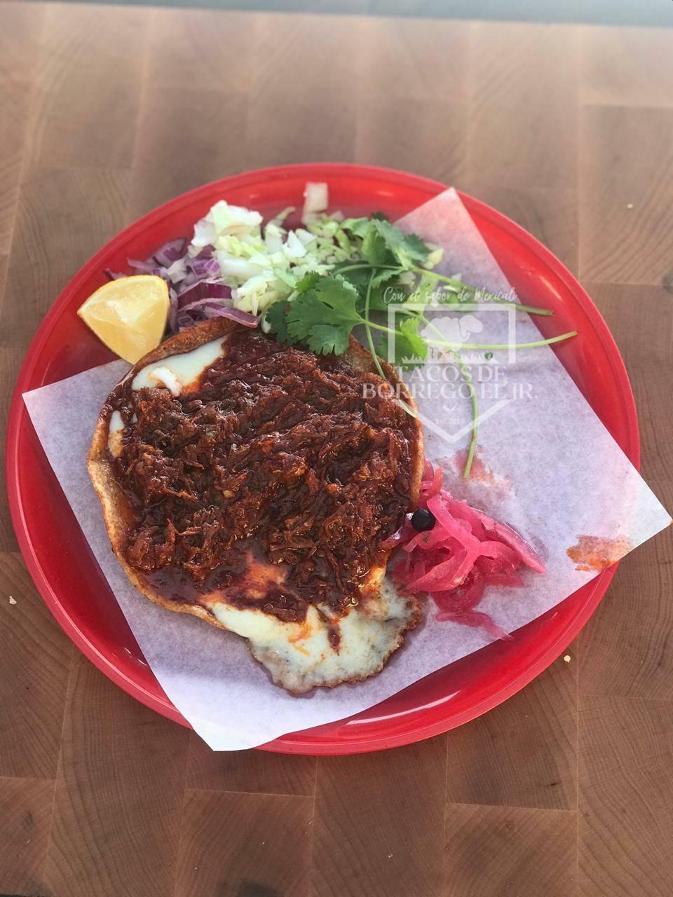 Tacos de borrego el Jr   restaurant   Calle Atoyac 265 B, Luna Park, 22127 Tijuana, B.C., Mexico   526645978694 OR +52 664 597 8694