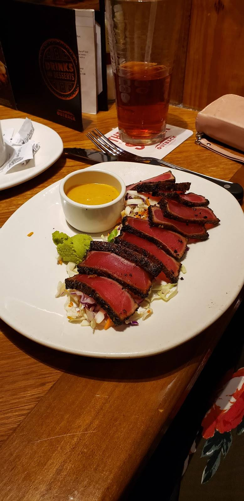 outback steakhouse restaurant 8245 dickerson ln salisbury md 21804 usa usa restaurants