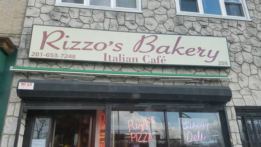 Rizzo Bakery   bakery   208 Central Ave, Jersey City, NJ 07307, USA   2016537248 OR +1 201-653-7248