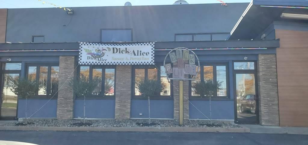 Dick & Alice Sausage & Pierogi Haus   restaurant   12859 Brookpark Rd, Parma, OH 44130, USA   2162672150 OR +1 216-267-2150