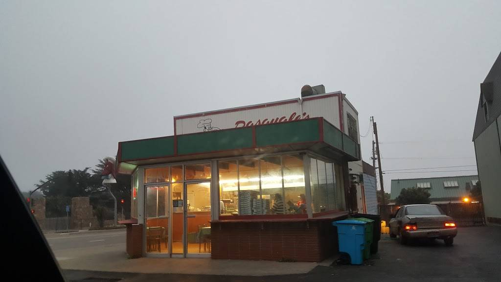 Pasquales Pizzeria Restaurant   restaurant   2640 Sloat Blvd, San Francisco, CA 94116, USA   4155667772 OR +1 415-566-7772
