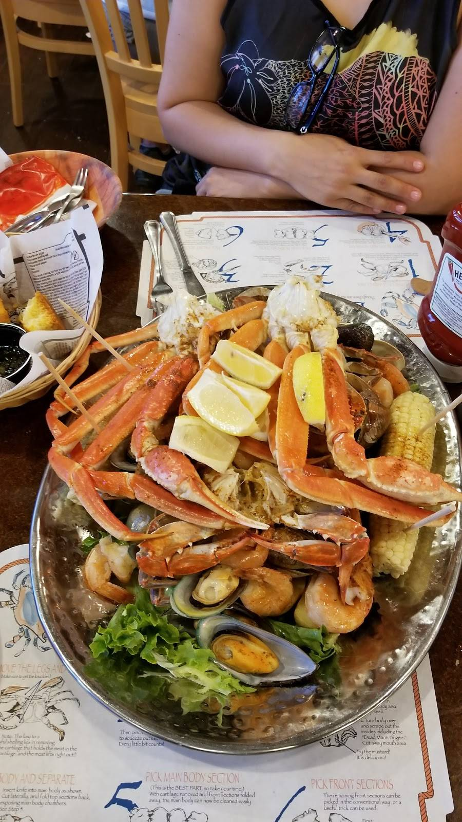 Jakes Crab House   restaurant   3283, 312 Boardwalk, Point Pleasant Beach, NJ 08742, USA   7328920097 OR +1 732-892-0097