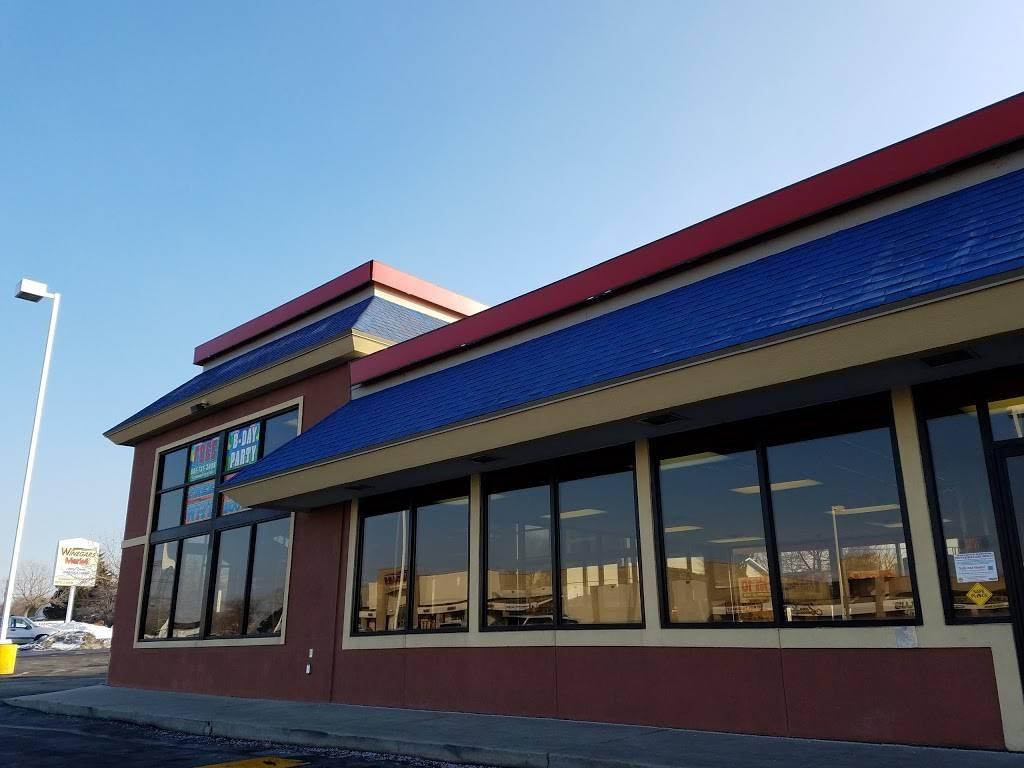 Burger King | restaurant | 3490 W 4800 S, Roy, UT 84067, USA | 8017313088 OR +1 801-731-3088