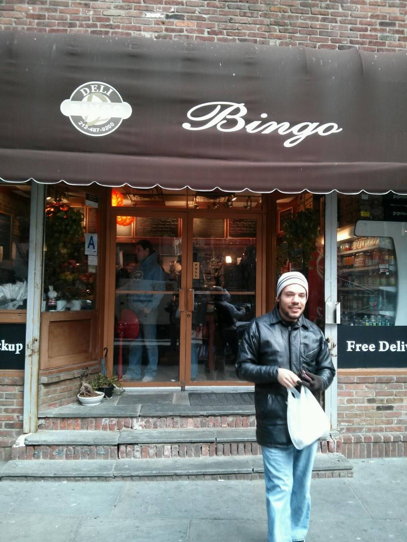 Bingo Deli | restaurant | 77 Pearl St #6, New York, NY 10004, USA | 2124879200 OR +1 212-487-9200