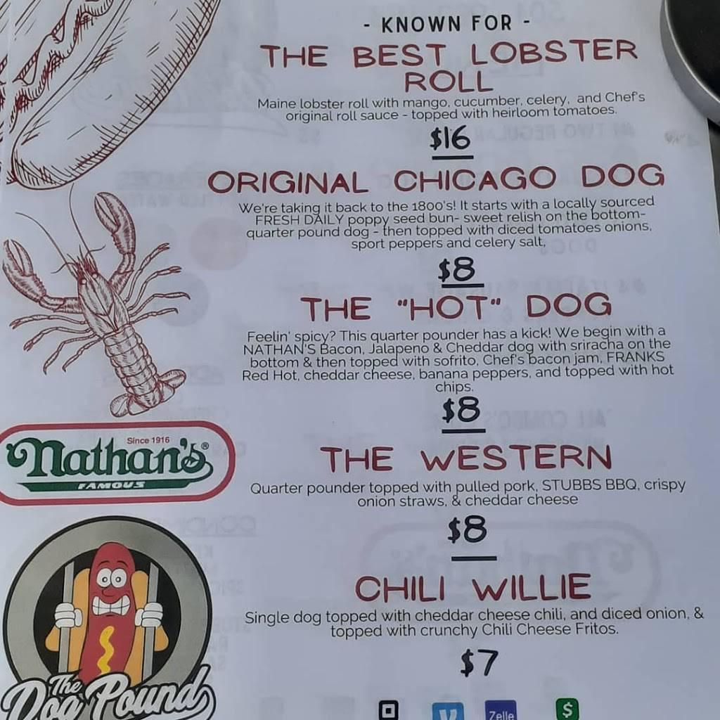 The Dog Pound | meal takeaway | 2520 NE Dixie Hwy, Jensen Beach, FL 34957, USA | 5049201418 OR +1 504-920-1418