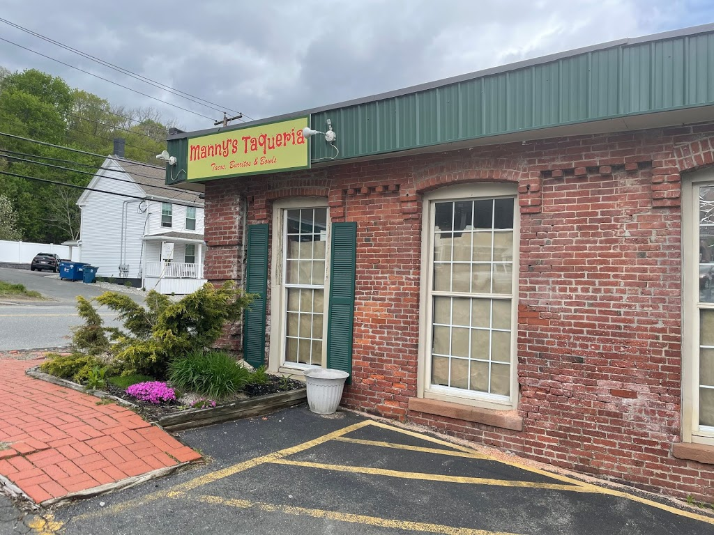 Manny's Taqueria | restaurant | 559 Main St Unit 208, Fiskdale, MA 01518, USA