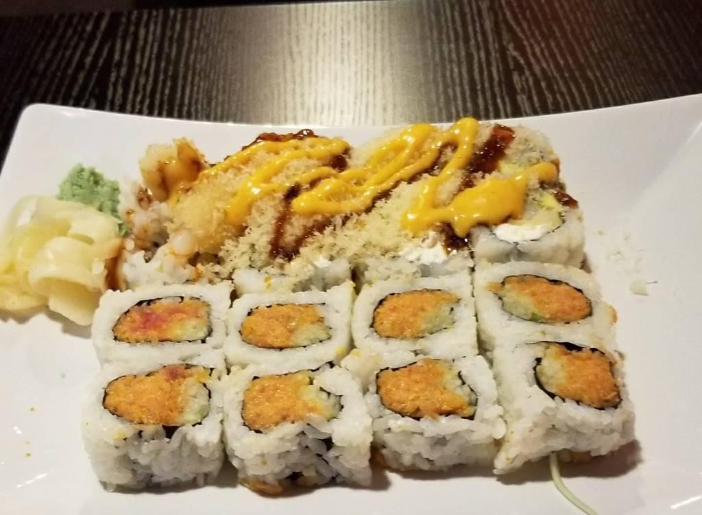 Origami sushi bar / Winter vacation in ontario | 751x1024