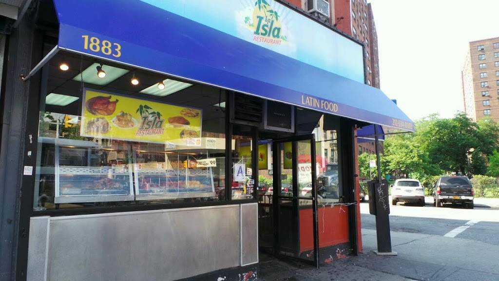 La Isla | restaurant | 1883 3rd Ave, New York, NY 10029, USA | 2125340002 OR +1 212-534-0002