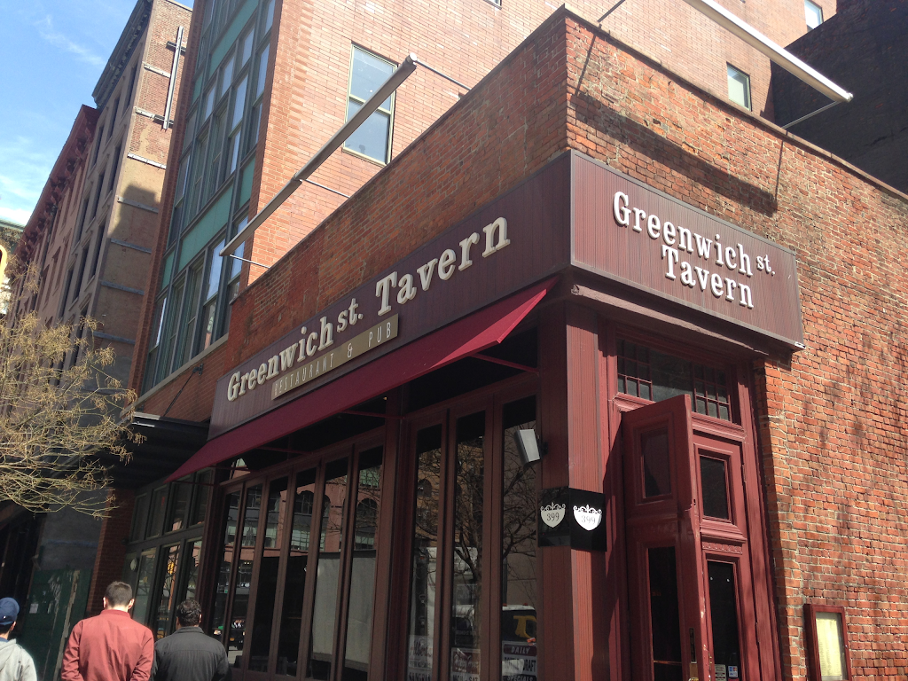 Greenwich Street Tavern | meal delivery | 399 Greenwich St, New York, NY 10013, USA | 2123347827 OR +1 212-334-7827