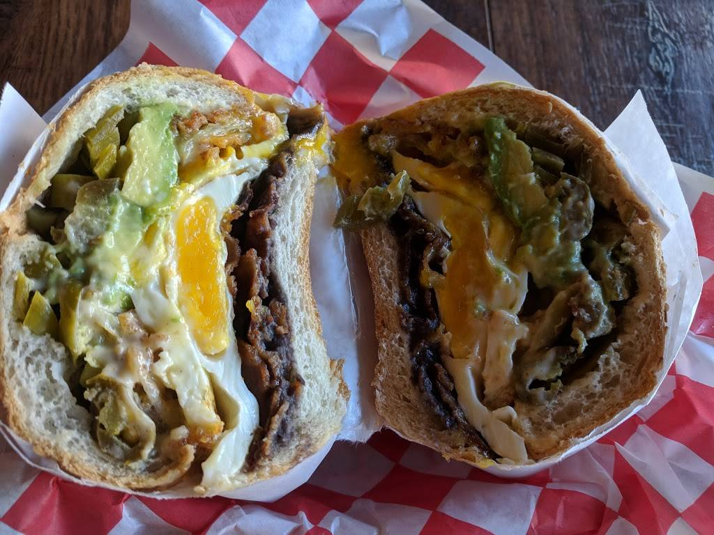 Cemitas El Tigre | restaurant | 45-14 48th Ave, Woodside, NY 11377, USA | 9292963946 OR +1 929-296-3946
