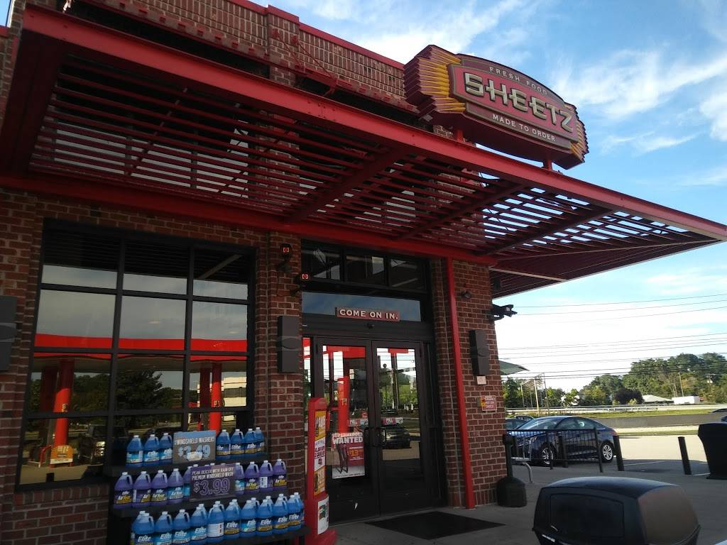 Sheetz #374 | cafe | 3695 Paxton St, Harrisburg, PA 17113, USA | 7175610951 OR +1 717-561-0951