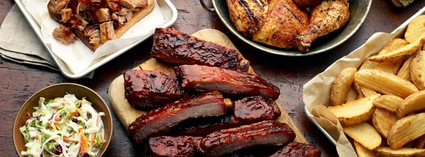 Famous Daves Bar-B-Que | restaurant | 14140 Baltimore Ave, Laurel, MD 20707, USA | 3014833500 OR +1 301-483-3500