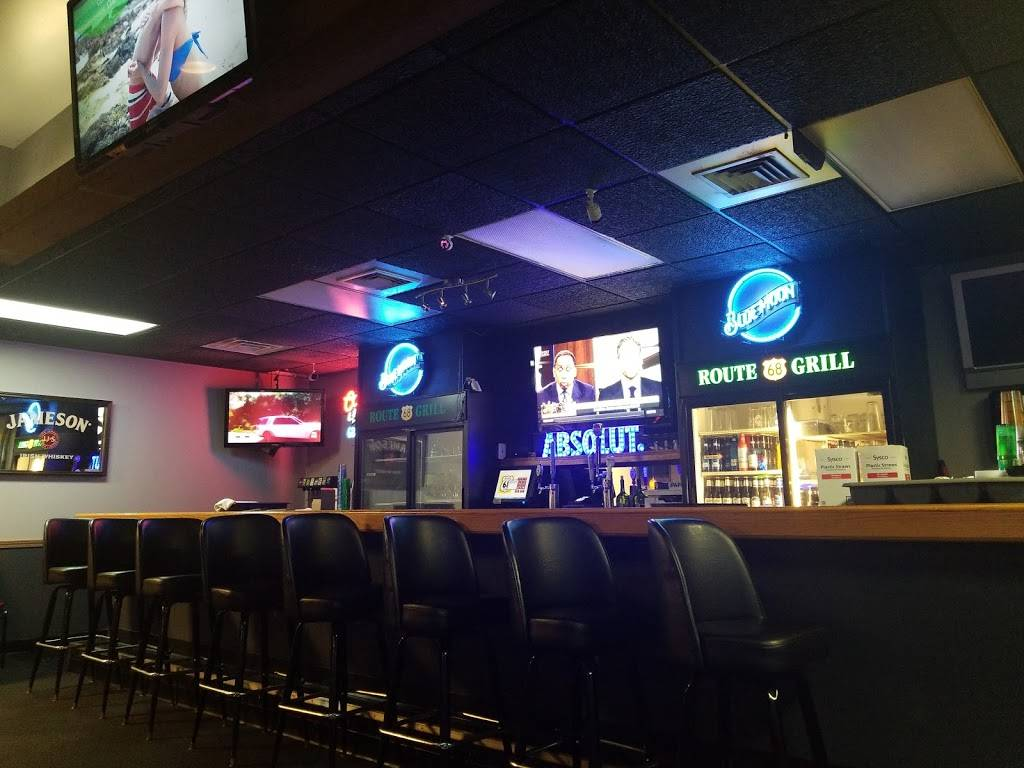 Route 68 Grill | restaurant | 1141 S Main St, Bellefontaine, OH 43311, USA | 9375995200 OR +1 937-599-5200