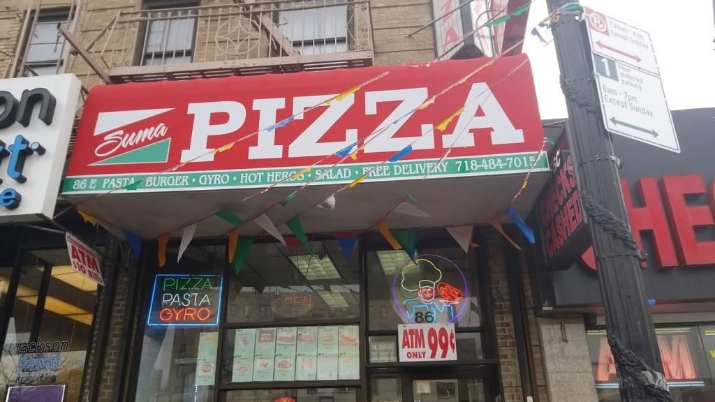 Bombers Stadium Pizza   restaurant   86 E 161st St, Bronx, NY 10451, USA   7185859322 OR +1 718-585-9322