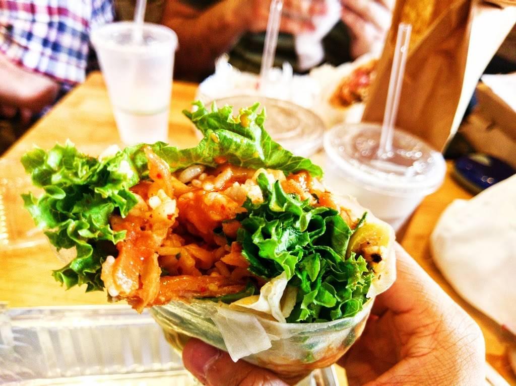 Kimchi Grill | restaurant | 766 Washington Ave, Brooklyn, NY 11238, USA | 7183601839 OR +1 718-360-1839