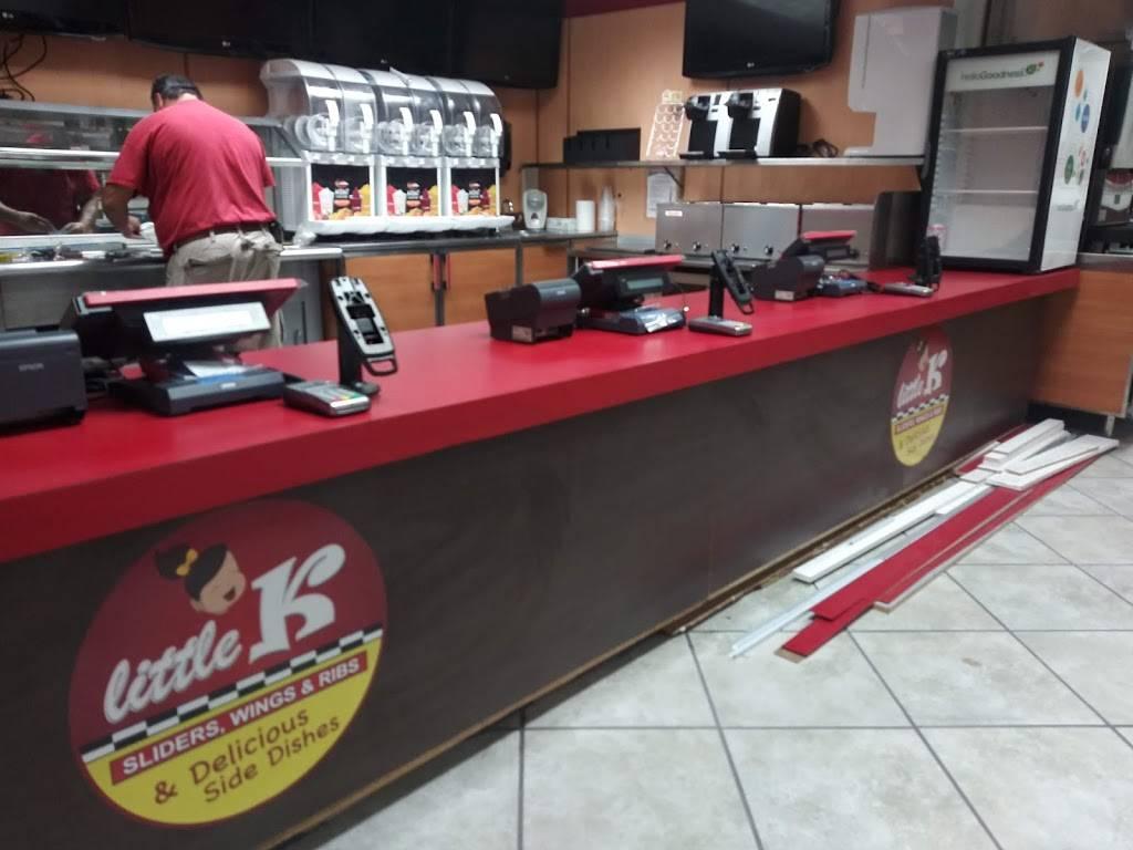 Little K Restaurant & Little K Frozen | restaurant | 18230 NW 2nd Ave, Miami Gardens, FL 33169, USA | 3056273511 OR +1 305-627-3511