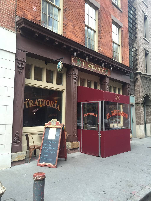 Il Brigante   restaurant   214 Front St, New York, NY 10038, USA   2122850222 OR +1 212-285-0222