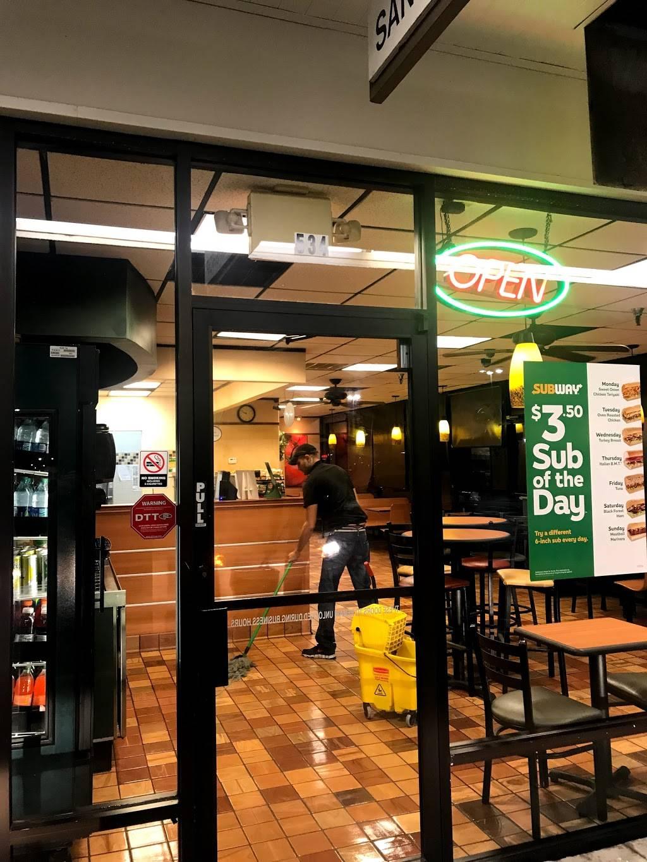 Subway Restaurants 534 El Dorado Blvd Webster Tx 77598 Usa