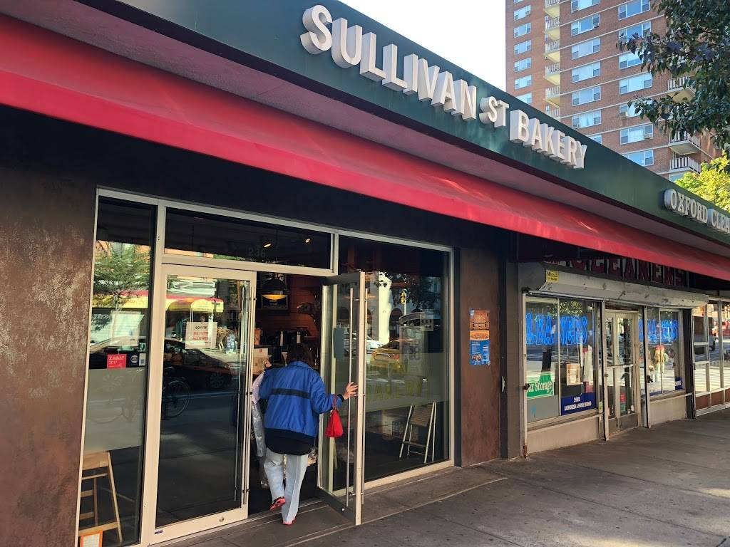 Sullivan Street Bakery | bakery | 236 9th Ave, New York, NY 10011, USA | 2129295900 OR +1 212-929-5900