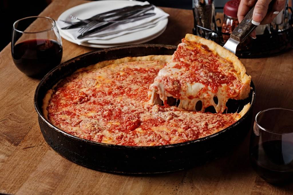 Lou Malnatis Pizzeria   meal delivery   12801 S Harlem Ave, Palos Heights, IL 60463, USA   7086082400 OR +1 708-608-2400