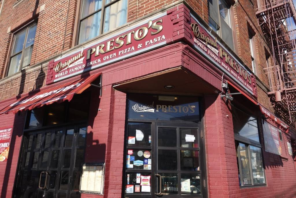 Original Prestos | meal takeaway | 6001 Park Ave, West New York, NJ 07093, USA | 2018612000 OR +1 201-861-2000