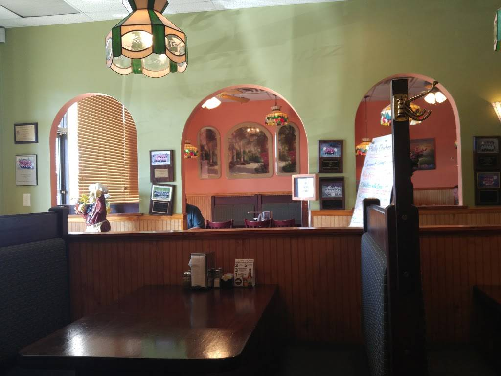 New York J & P Pizza   restaurant   26027 Ridge Rd, Damascus, MD 20872, USA   3012531600 OR +1 301-253-1600