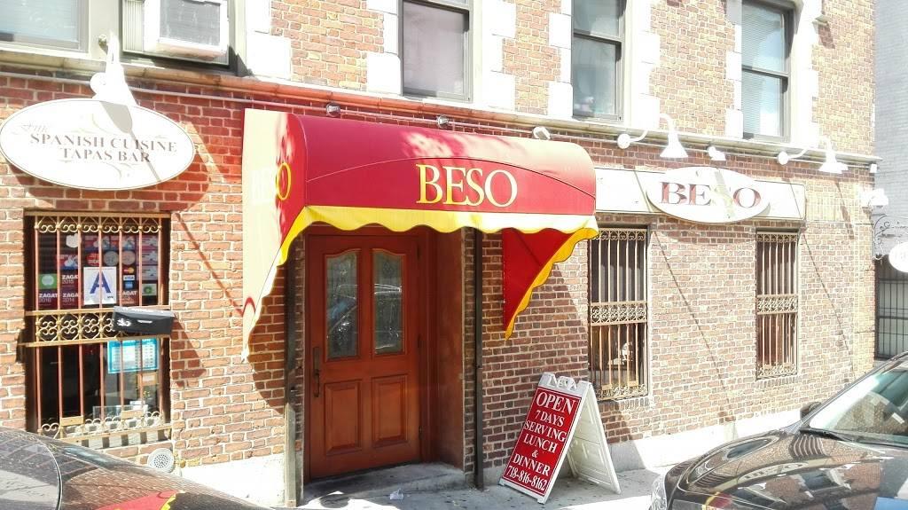 Beso | restaurant | 11 Schuyler St, Staten Island, NY 10301, USA | 7188168162 OR +1 718-816-8162