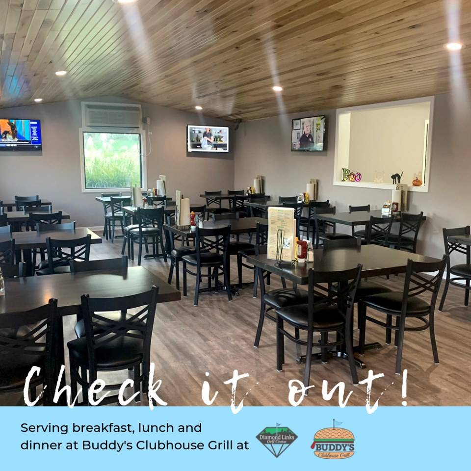 Buddys Clubhouse Grill | restaurant | 200 Fairway Dr, Catlettsburg, KY 41129, USA | 6069225004 OR +1 606-922-5004