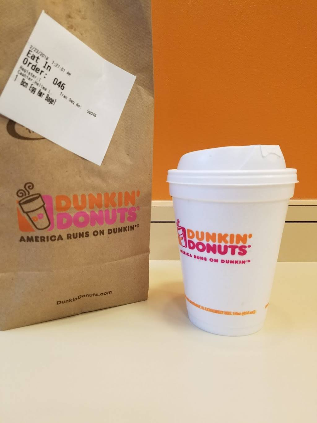 Dunkin Donuts | cafe | 27-04 Queens Plaza S, Long Island City, NY 11101, USA | 7185946312 OR +1 718-594-6312