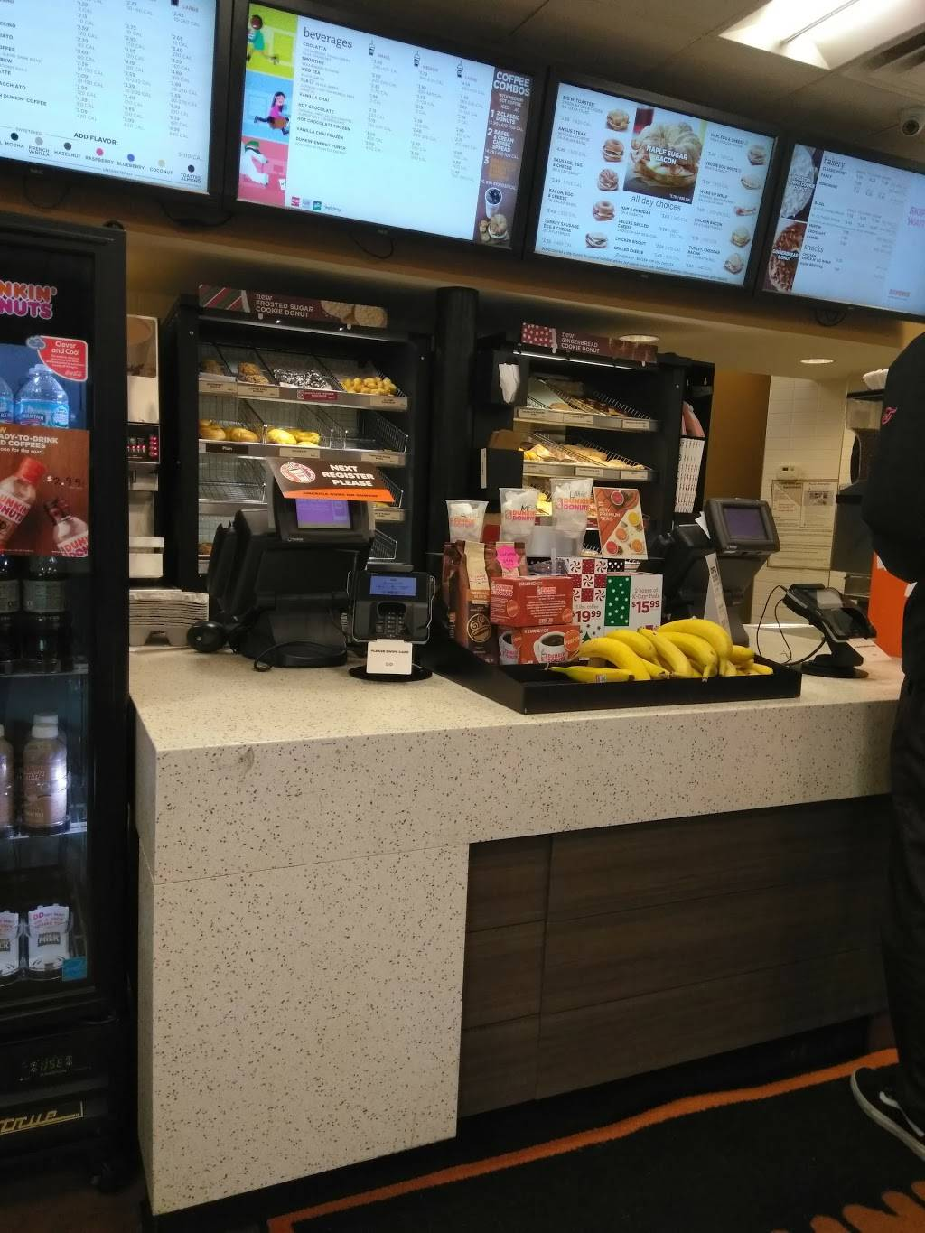 Dunkin Donuts   cafe   2300 N Clark St, Chicago, IL 60614, USA   7739153839 OR +1 773-915-3839