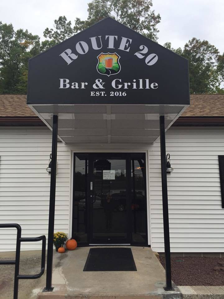 Route 20 Bar & Grille | restaurant | 2341 Boston Rd Route 20, Wilbraham, MA 01095, USA | 4132792020 OR +1 413-279-2020