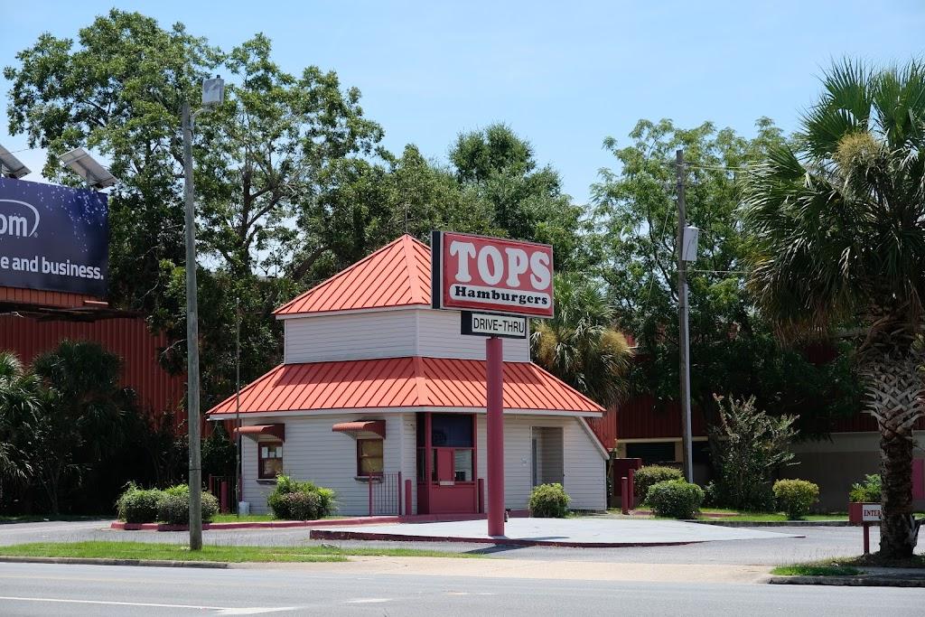 Tops Choice Hamburgers   restaurant   401 E Cervantes St, Pensacola, FL 32501, USA
