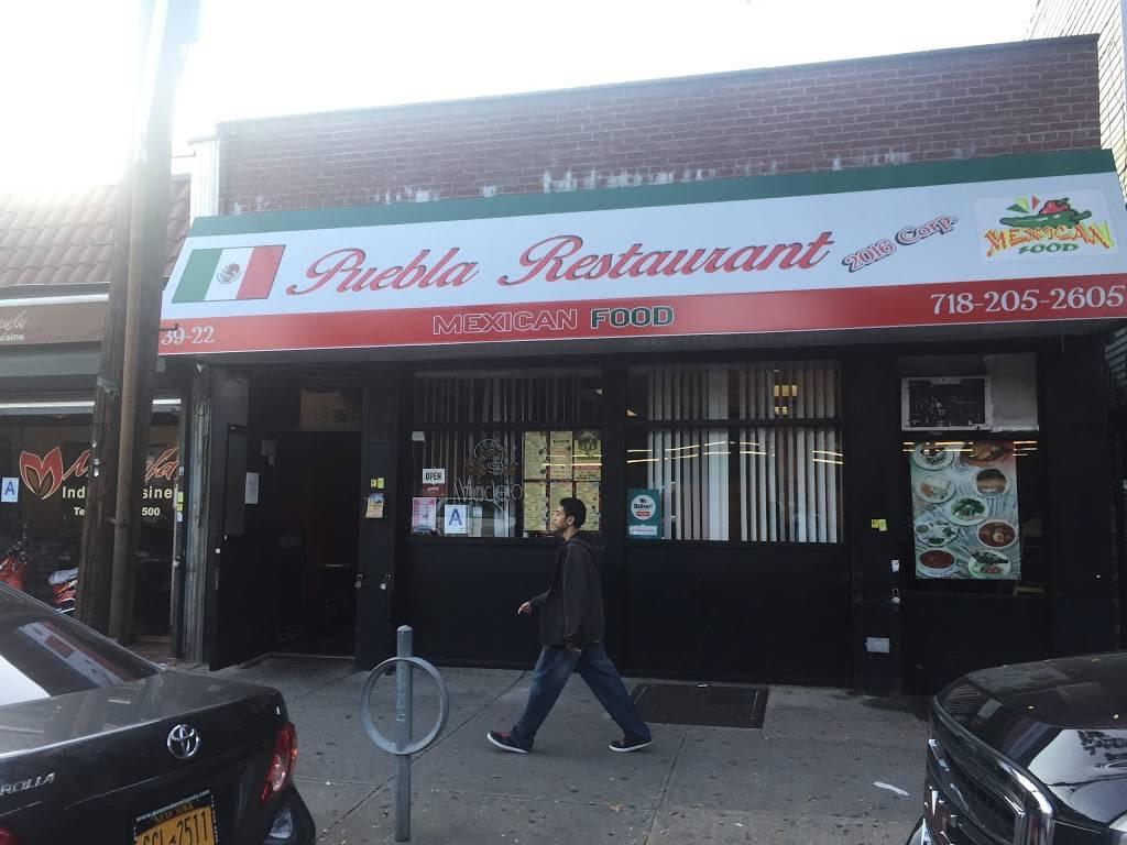 Puebla restaurant | restaurant | 39-22 61st St, Woodside, NY 11377, USA | 7182052605 OR +1 718-205-2605