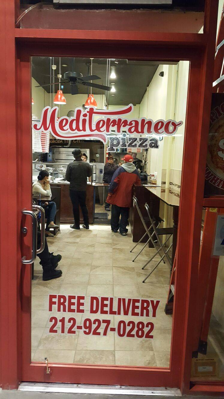 Mediterraneo   meal delivery   1593 St Nicholas Ave, New York, NY 10040, USA   2129270282 OR +1 212-927-0282