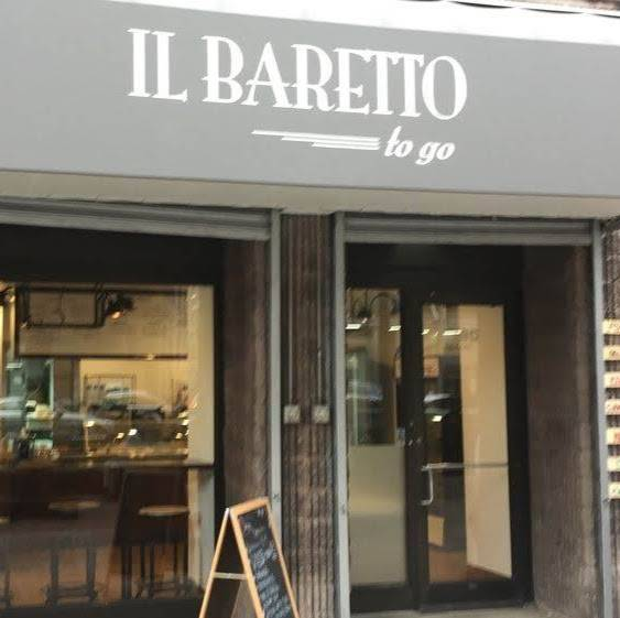 IL Baretto To Go | meal delivery | 790 11th Ave, New York, NY 10019, USA | 2122450490 OR +1 212-245-0490