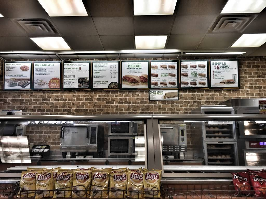 Subway | restaurant | 4356 Forest Hill Irene Rd, Memphis, TN 38125, USA | 9014808970 OR +1 901-480-8970