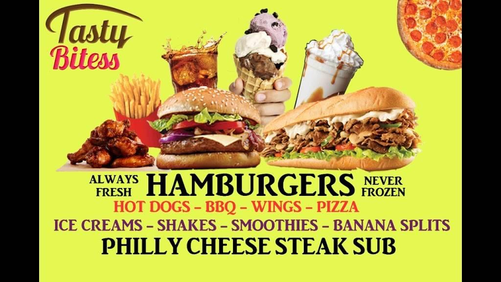 Tasty bitess   restaurant   131 E Meeting St, Dandridge, TN 37725, USA   8653366301 OR +1 865-336-6301