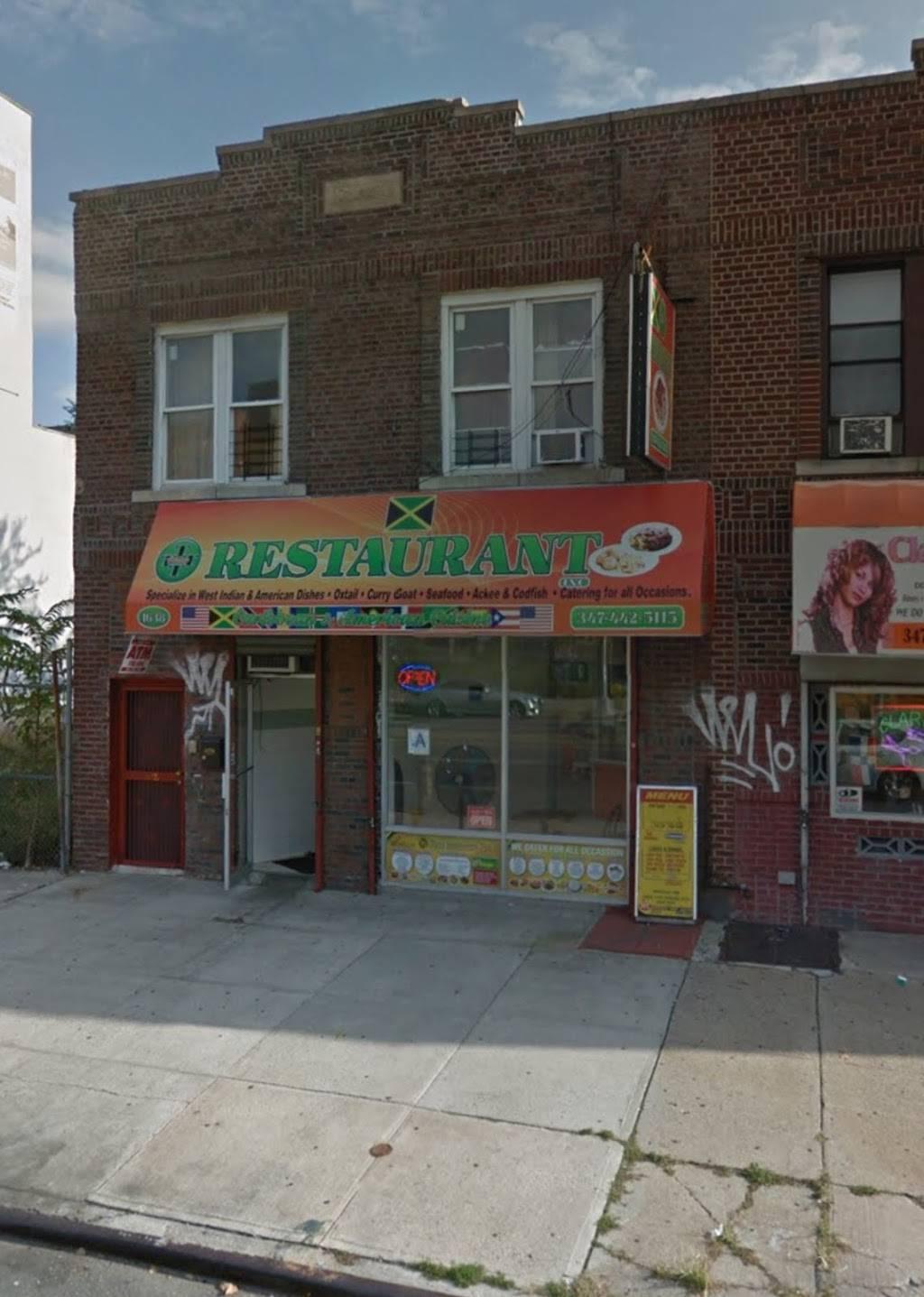 Real jamaican food   restaurant   1638 Eastern Pkwy, Brooklyn, NY 11233, USA   3474425115 OR +1 347-442-5115