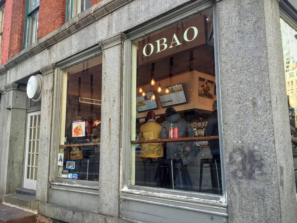 OBAO   restaurant   38 Water St, New York, NY 10004, USA   2123616313 OR +1 212-361-6313