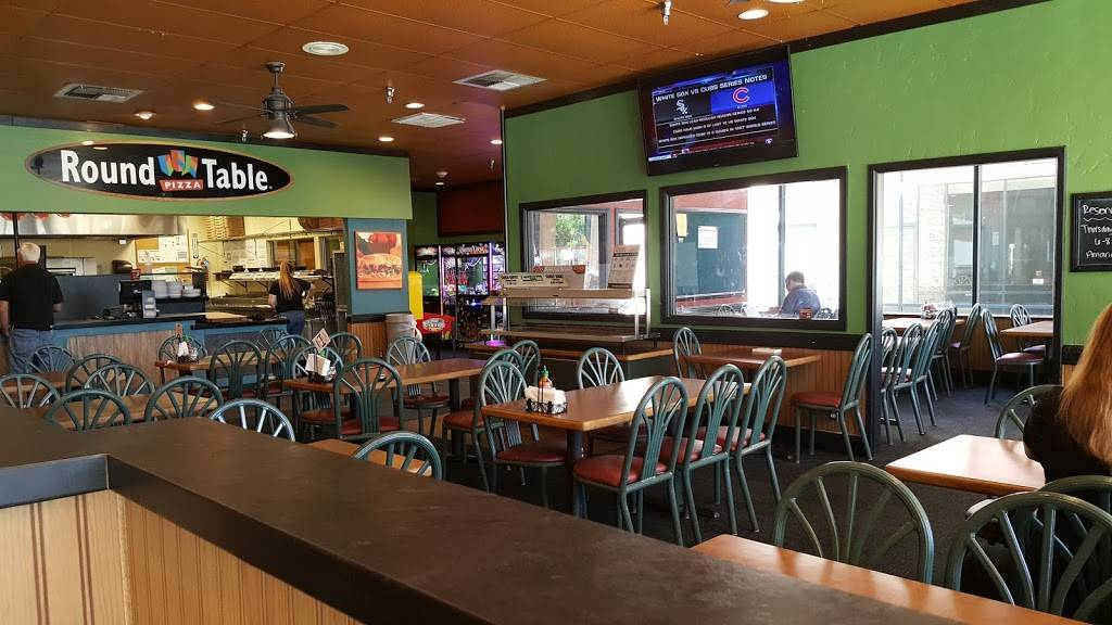 Round Table Pizza Meal Delivery 1278 Stabler Ln Yuba City Ca 95993 Usa
