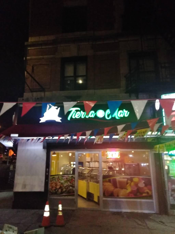 Tierra Y Mar Restaurant | restaurant | 4221 Broadway, New York, NY 10033, USA | 2127400700 OR +1 212-740-0700