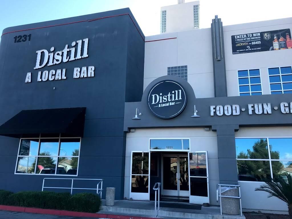 Distill - A Local Bar | restaurant | 1231 American Pacific Dr, Henderson, NV 89074, USA | 7023070155 OR +1 702-307-0155