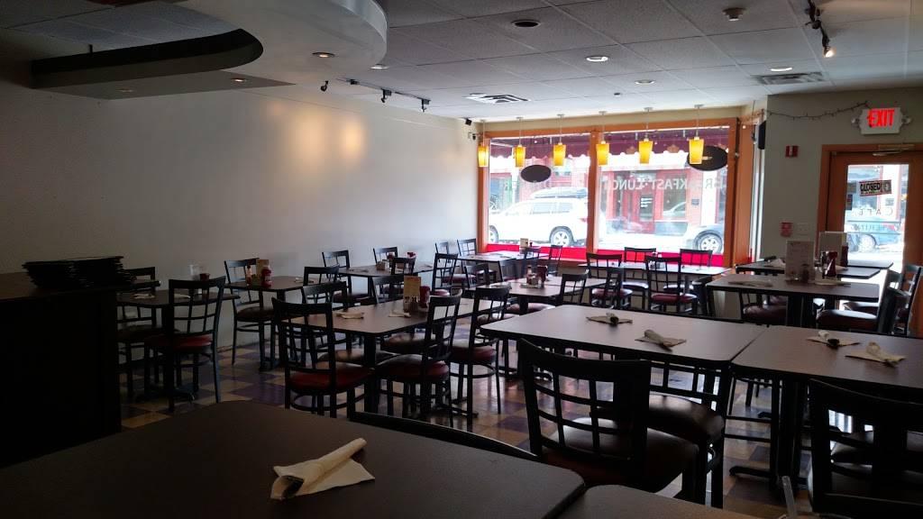 Fusion Cafe Restaurant 607 Main St Reading Ma 01867 Usa