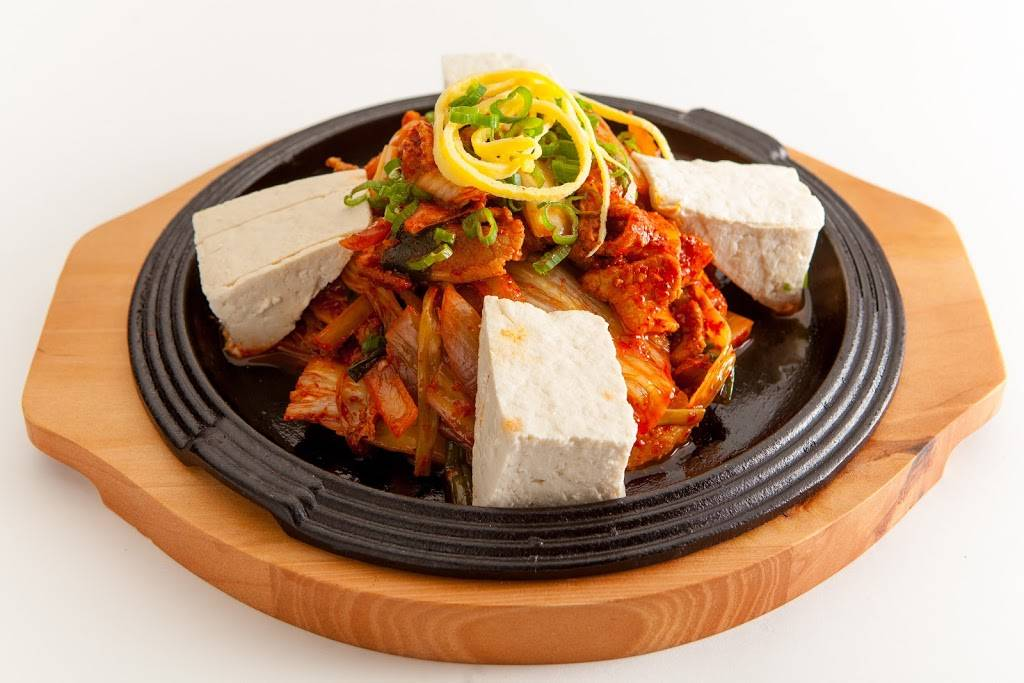 BCD Tofu House | restaurant | 1640 Schlosser St, Fort Lee, NJ 07024, USA | 2019442340 OR +1 201-944-2340