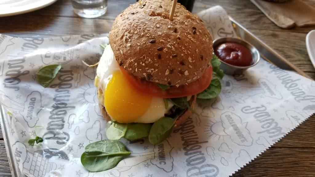 Bareburger | restaurant | 78 The Promenade, Edgewater, NJ 07020, USA | 2019412273 OR +1 201-941-2273