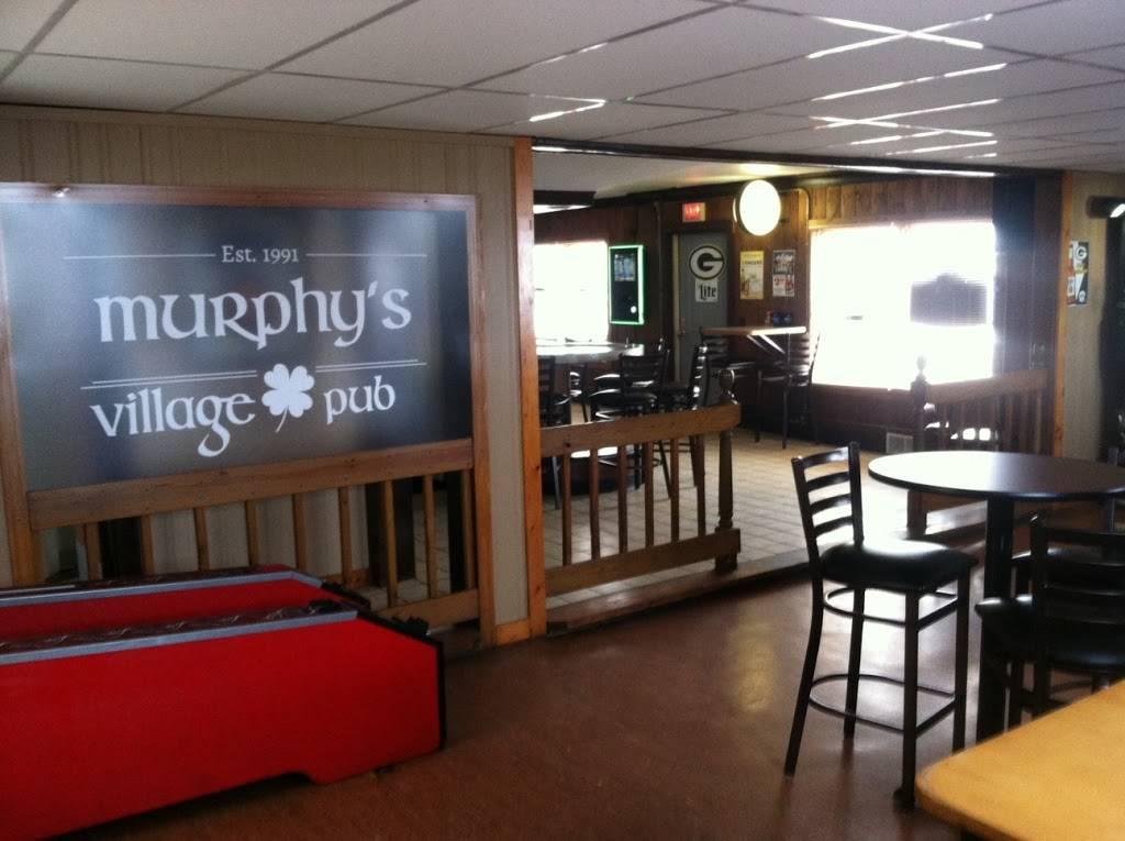 Murphys Village Pub | restaurant | 4054 Shawano Ave, Green Bay, WI 54313, USA | 9208579014 OR +1 920-857-9014