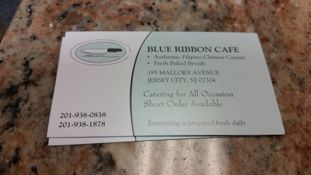 Blue Ribbon Kitchen   restaurant   195 Mallory Ave, Jersey City, NJ 07304, USA   2019380838 OR +1 201-938-0838