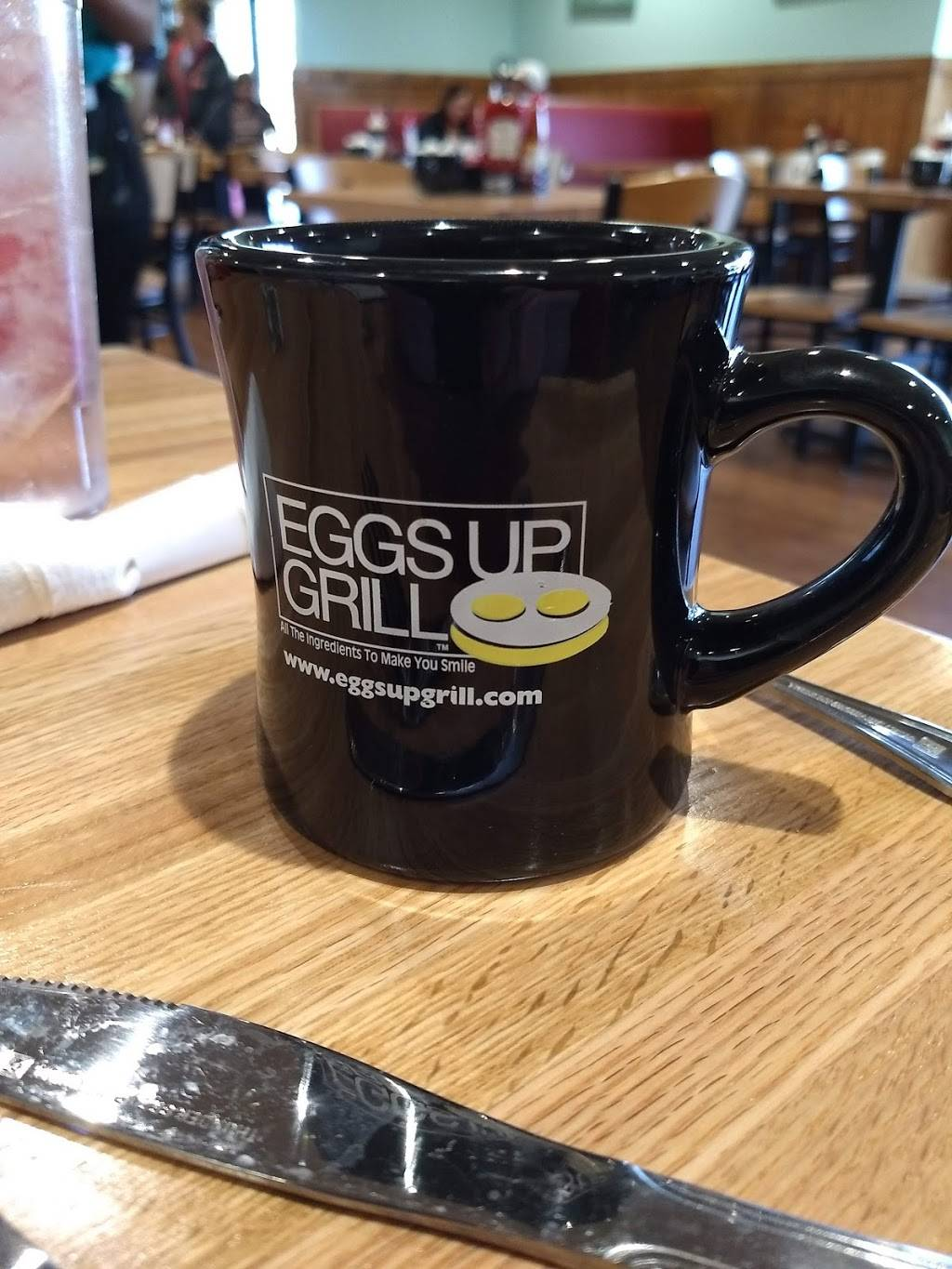 Eggs Up Grill | restaurant | 304 Village Creek Dr, Boiling Springs, SC 29316, USA | 8643081919 OR +1 864-308-1919