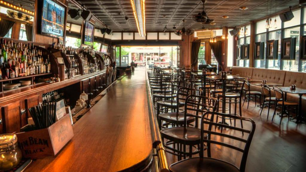 The Brass Rail | restaurant | 135 Washington St, Hoboken, NJ 07030, USA | 2016597074 OR +1 201-659-7074