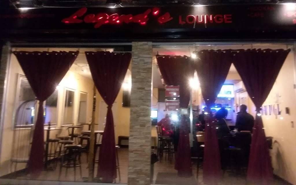 Legends Lounge NYC | restaurant | 2509 Adam Clayton Powell Jr Blvd, New York, NY 10039, USA